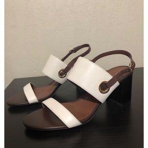 Cole Haan Strappy Block Heel Sandal Size 9.5 B